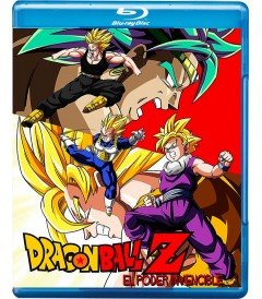 DRAGON BALL Z: EL PODER INVENCIBLE (PELÍCULA N° 13)