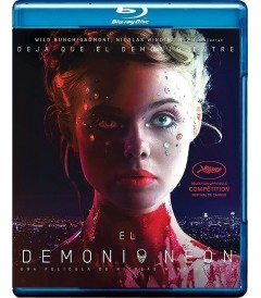 EL DEMONIO NEON BLU-RAY
