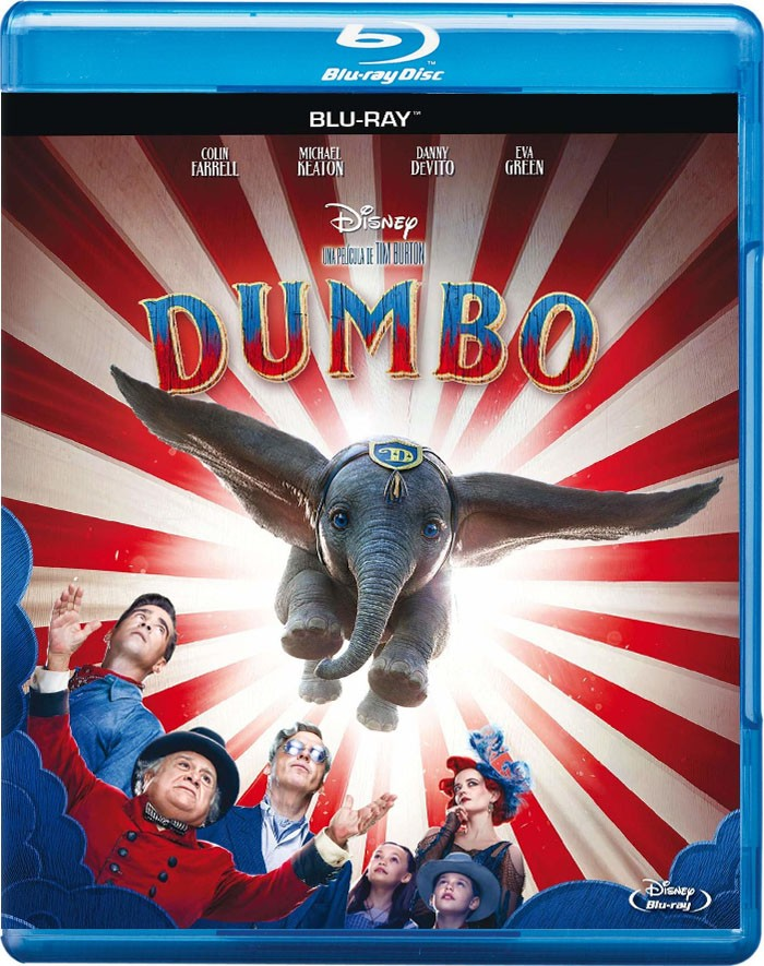 DUMBO (TIM BURTON) (*)