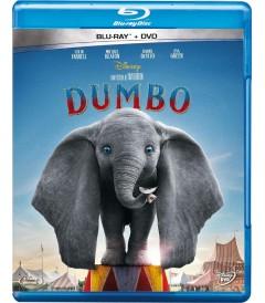 DUMBO (TIM BURTON) (BD+DVD)