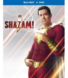 SHAZAM! (BD + DVD)