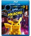 POKÉMON (DETECTIVE PIKACHU) (BD+DVD) - PRE VENTA