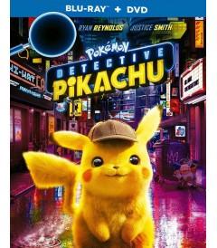POKÉMON (DETECTIVE PIKACHU) (BD+DVD)