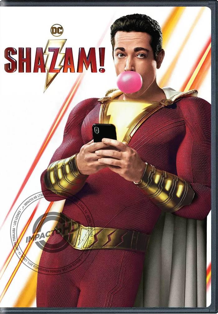 SHAZAM! (*) - PRE VENTA