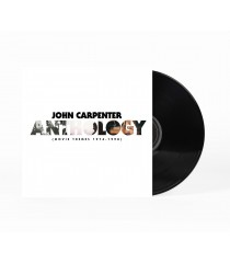 LP - JOHN CARPENTER ANTHOLOGY (MOVIE THEMES 1974 - 1998) (EDICIÓN VINILO)