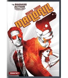 DVD - MANDRILL