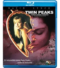 TWIN PEAKS (FUEGO CAMINA CONMIGO) (*)