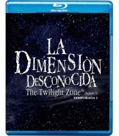 A DIMENSIÓN DESCONOCIDA - 1° TEMPORADA Blu ray