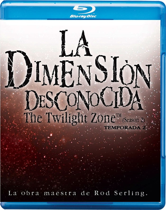 La Dimension Desconocida (segunda temporada) Blu-ray