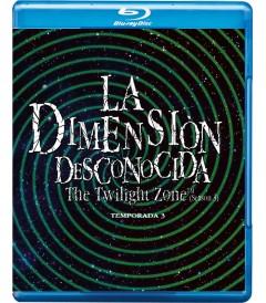 LA DIMENSIÓN DESCONOCIDA (3° TEMPORADA 1961-62)