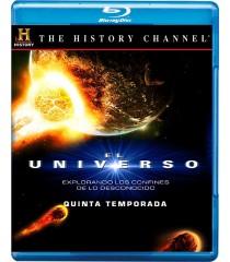 HISTORY CHANNEL: EL UNIVERSO (5° TEMPORADA)