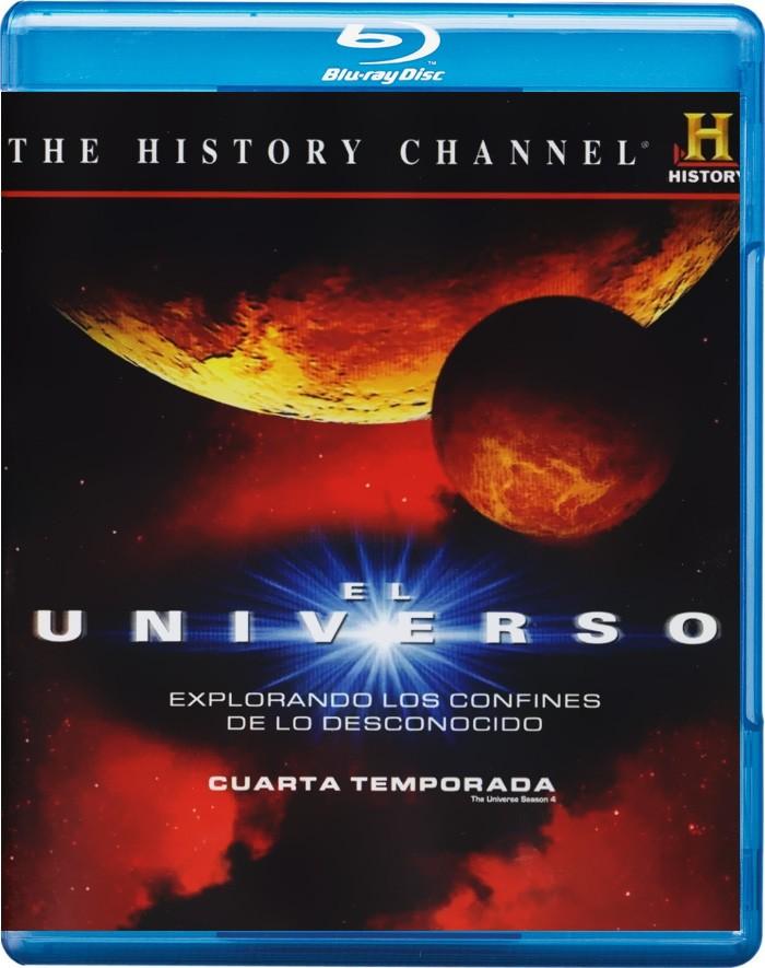 HISTORY CHANNEL: EL UNIVERSO (4° TEMPORADA)