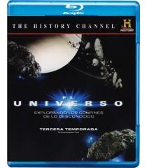 HISTORY CHANNEL: EL UNIVERSO (3° TEMPORADA)