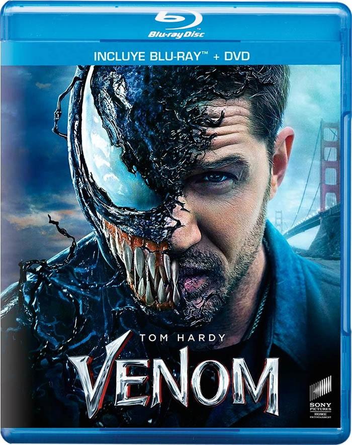 VENOM (BD + DVD)