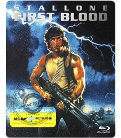 RAMBO (EDICIÓN EXCLUSIVA STEELBOOK BEST BUY)