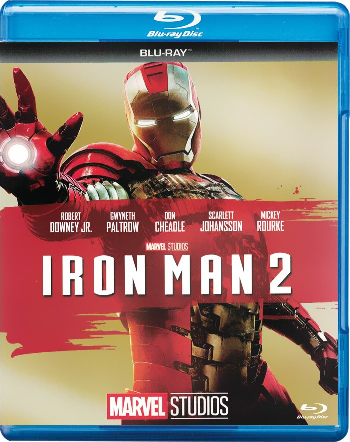 IRON MAN 2 (MCU) (*)
