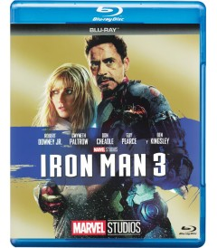 IRON MAN 3 (MCU) (*)