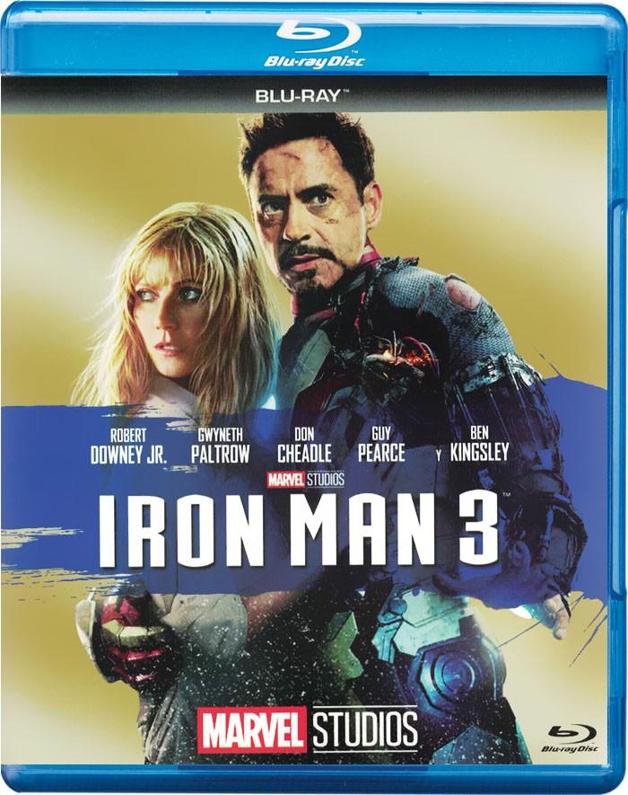 IRON MAN 3 (MCU) (*)
