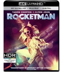 4K UHD - ROCKETMAN - USADA