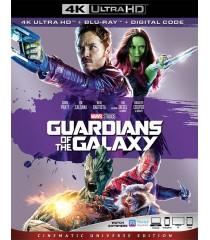 4K UHD - GUARDIANES DE LA GALAXIA (EDICIÓN UNIVERSO CINEMATOGRÁFICO) (MCU) - PRE VENTA