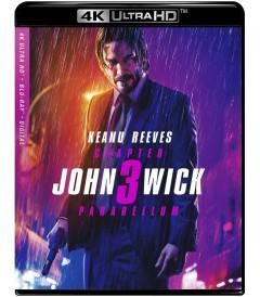 4K UHD - JOHN WICK CAPITULO 3 (PARABELLUM)