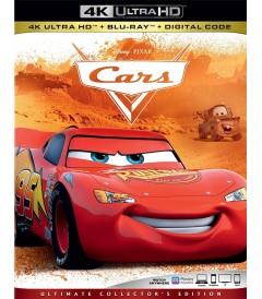 4K UHD - CARS (ÚLTIMA EDICIÓN DE COLECCIÓN) - PRE VENTA