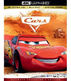 4K UHD - CARS (ÚLTIMA EDICIÓN DE COLECCIÓN)