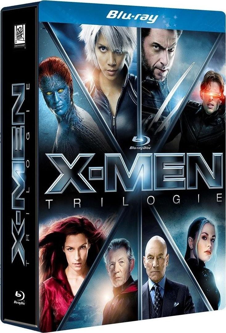 XMEN (TRILOGIA STEELBOOK) - USADA