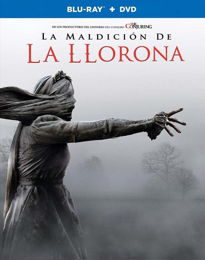 LA MALDICIÓN DE LA LLORONA (BD + DVD) (*)