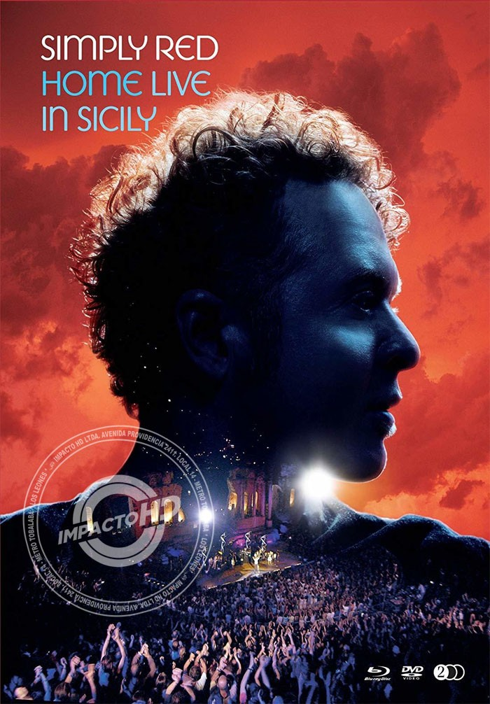 SIMPLY RED (HOME) (EN VIVO EN SICILIA)