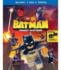 LEGO DC: BATMAN (LA BATI-FAMILIA) (EDICIÓN ESPECIAL MINI LEGO ULTIMATE BATIMOBILE) (DVD CON ESPAÑOL)