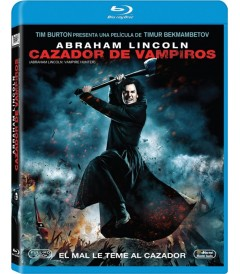 ABRAHAM LINCOLN - CAZADOR DE VAMPIROS