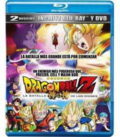 DRAGON BALL Z (LA BATALLA DE LOS DIOSES)