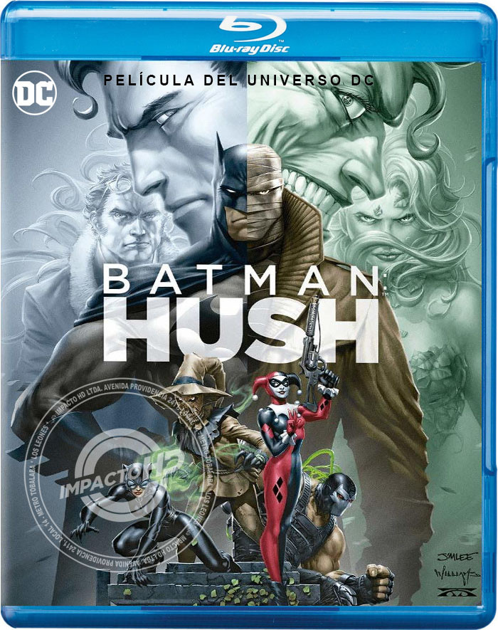 BATMAN (HUSH) (*)