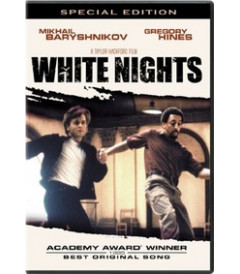 DVD - WHITE NIGHTS (SOL DE MEDIANOCHE)