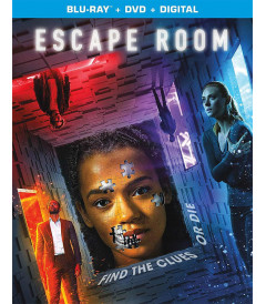 ESCAPE ROOM (SIN SALIDA)