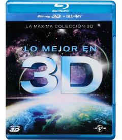3D - LO MEJOR EN 3D (LA MÁXIMA COLECCIÓN 3D)
