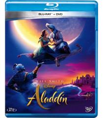 ALADDIN (BD + DVD) (*)
