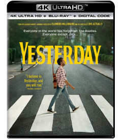 4K UHD - YESTERDAY