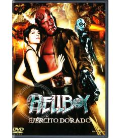 DVD - HELLBOY II (EL EJÉRCITO DORADO) - USADA
