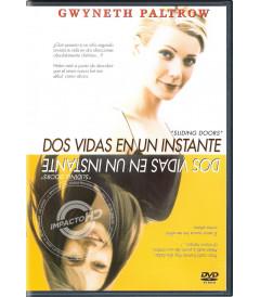 DVD - DOS VIDAS EN UN INSTANTE - USADA