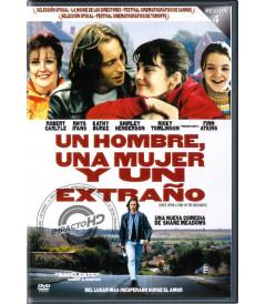 DVD - UN HOMBRE, UNA MUJER Y UN EXTRAÑO - USADA