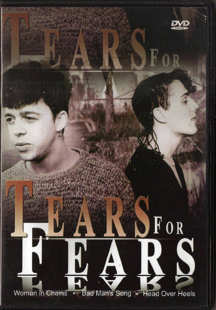 DVD - TEARS FOR FEARS - USADA