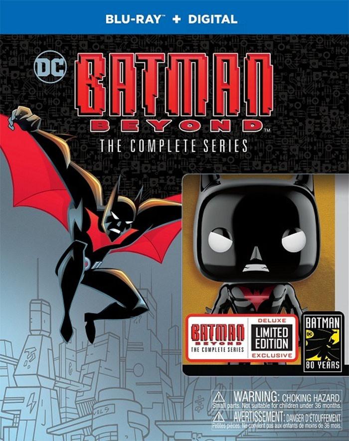 BATMAN DEL FUTURO (LA SERIE ANIMADA COMPLETA) (EDICIÓN LIMITADA) - PRE VENTA