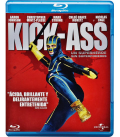 KICK-ASS (UN SUPERHÉROE SIN SUPERPODERES) (*)