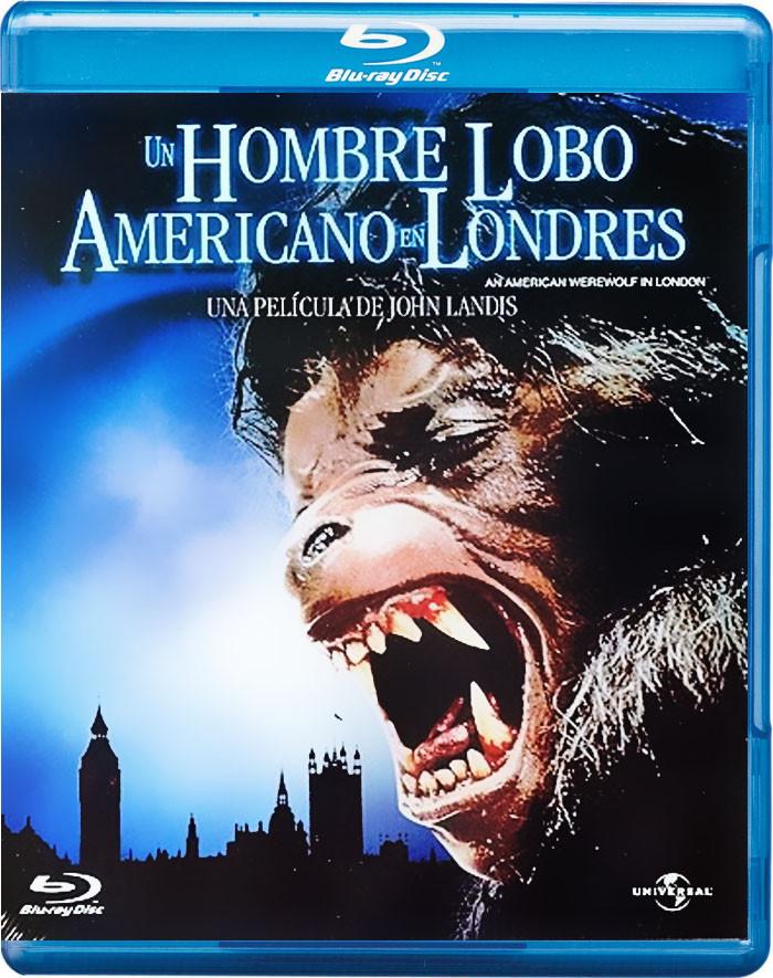UN HOMBRE LOBO AMERICANO EN LONDRES (*)