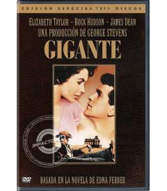 DVD - GIGANTE - USADA