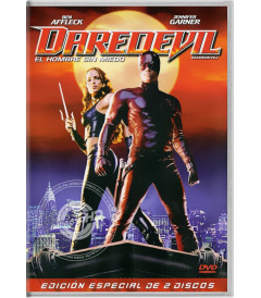 DVD - DAREDEVIL (EDICIÓN DE 2 DISCOS) - USADA