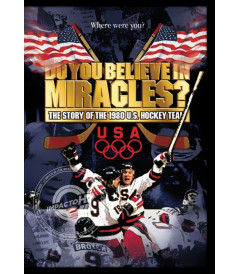 DVD - DO YOU BELIEVE IN MIRACLES? - USADA