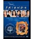 DVD - FRIENDS (LOS MEJORES 5 EPISODIOS DE LA 1° TEMPORADA) - USADA